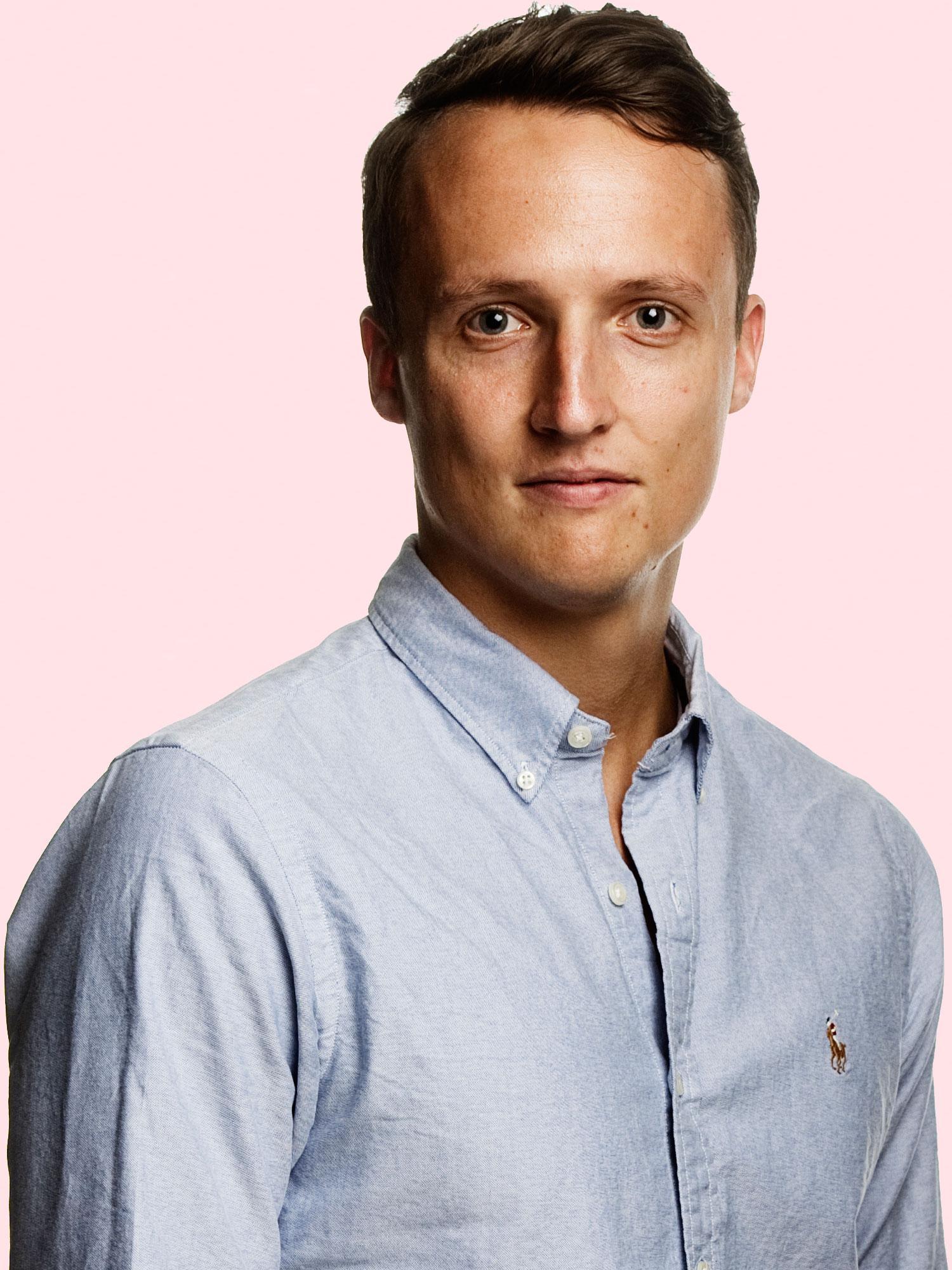 Sportbladets Patrik Brenning.