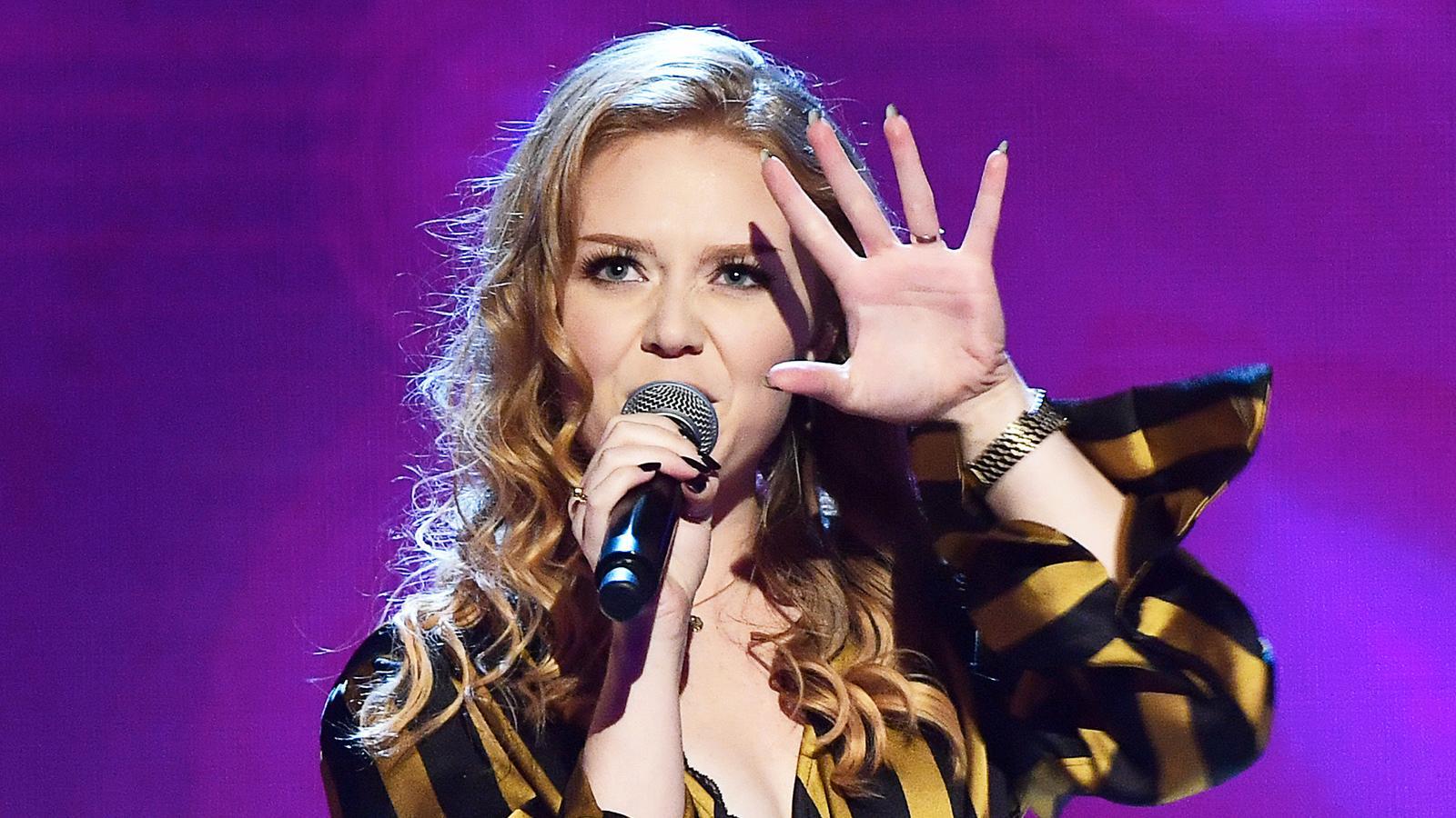 Nathalie Brydolf, 25, blir en av debutanterna i Melodifestivalen.