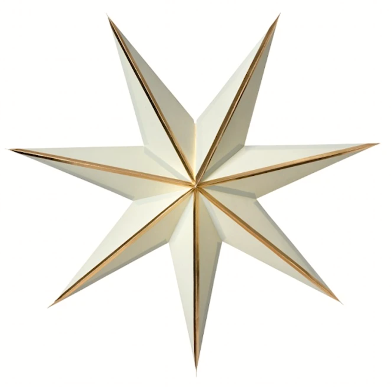 Julstjärna från Watt & Veke