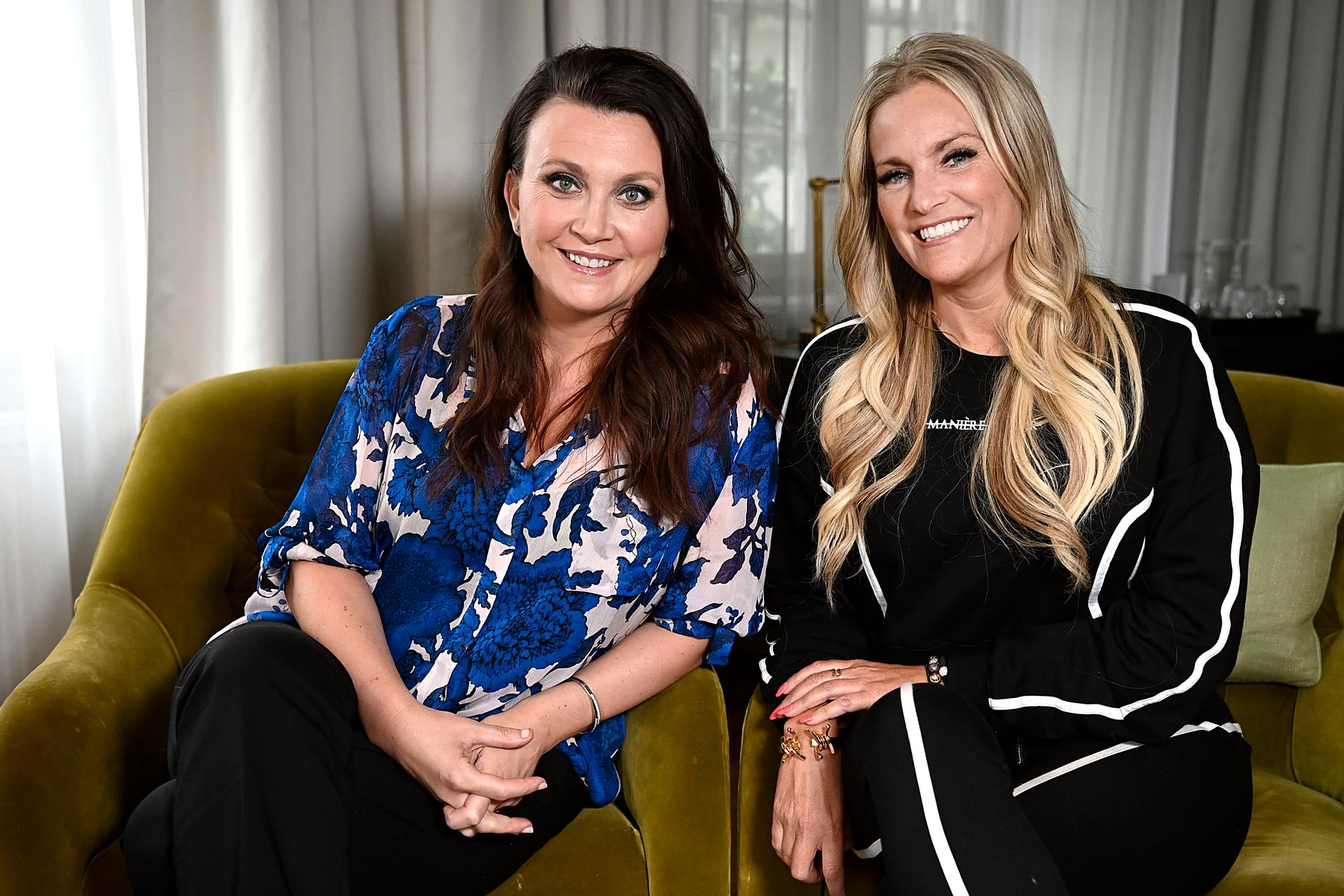 """Camilla Läckberg och Laila Bagge medverkar i TV3:s och Viaplays nya realityserie """"Svenska powerkvinnor"""""""