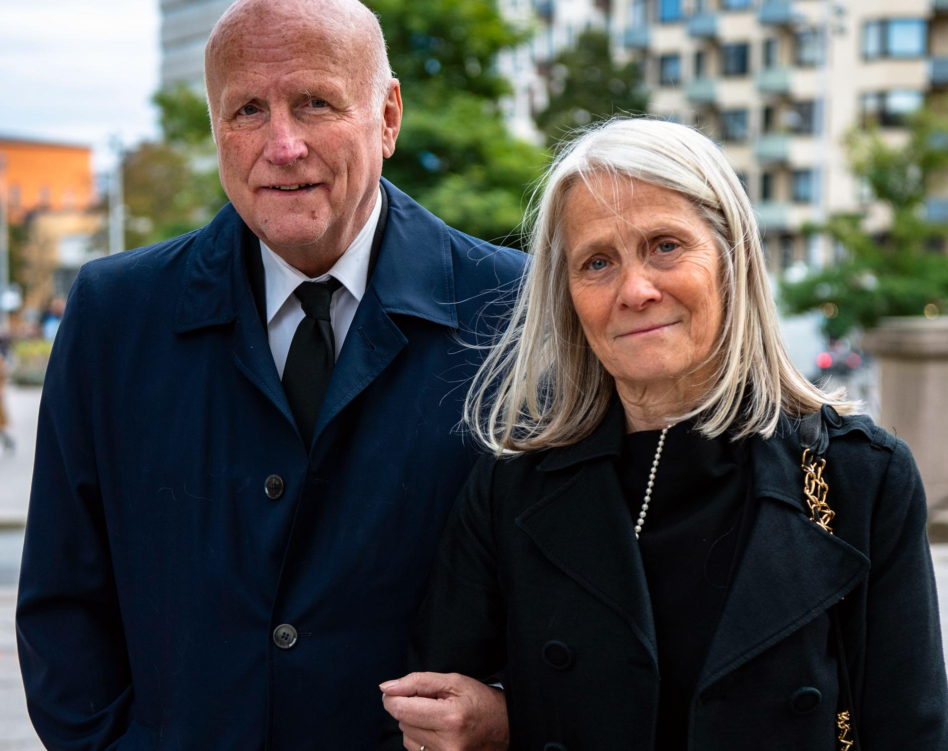 Arne och Kerstin Hegerfors