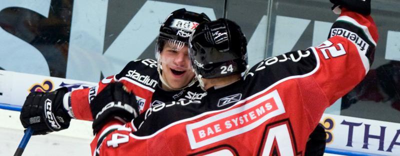 Per-Åge Skröder och Niklas Sundström.