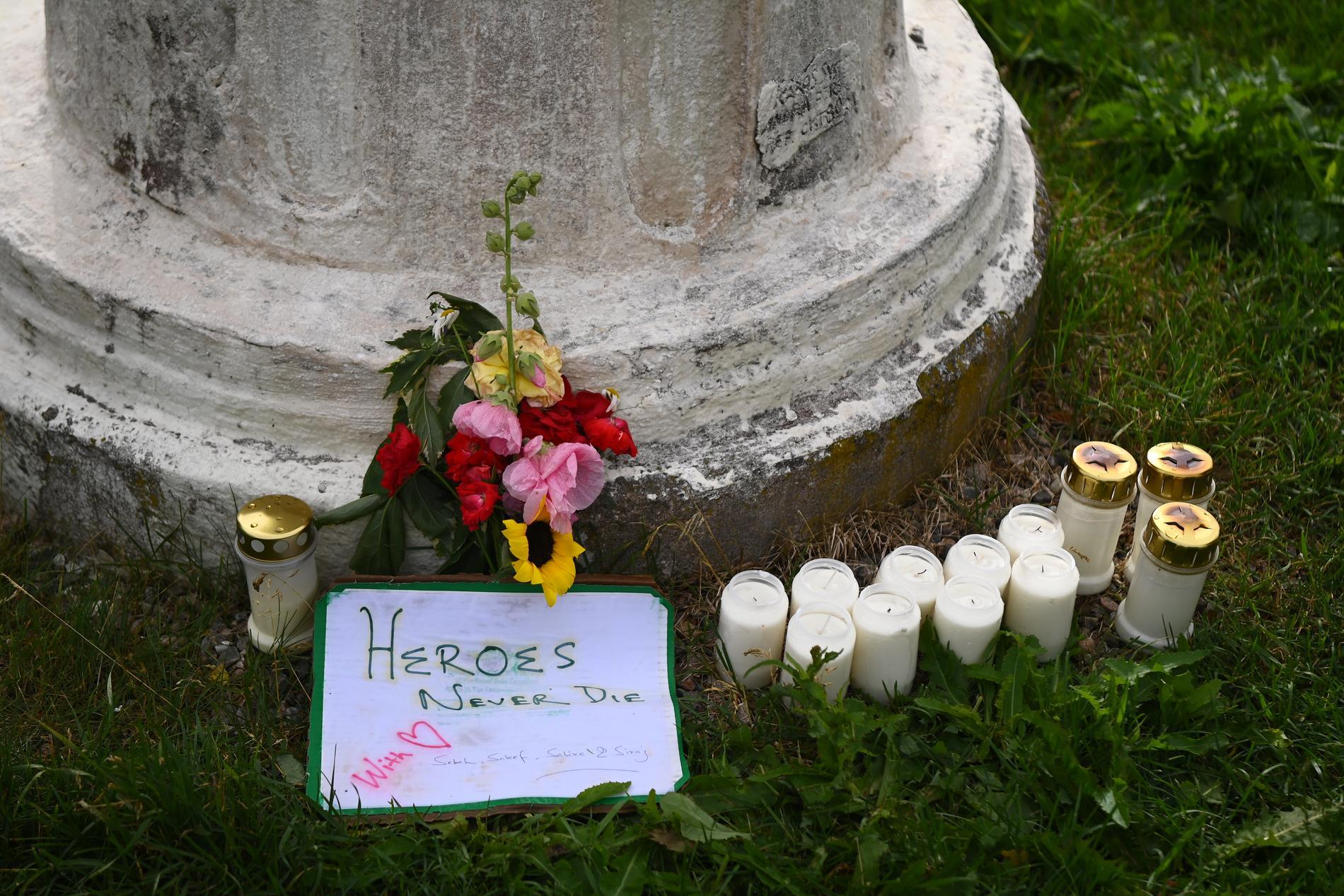 Nio stycken dog i flygolyckan vid Örebro flygplats den 8 juli.