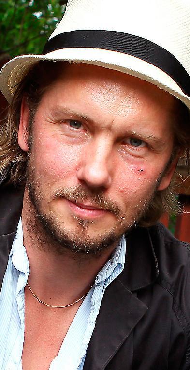 Jonas Inde, komiker och före detta medlem i Killinggänget. Foto: Andreas Bardell