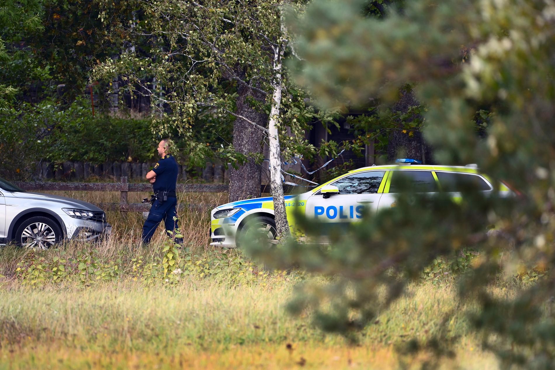 I höstas genomförde polisen rekonstruktioner med de misstänkta.