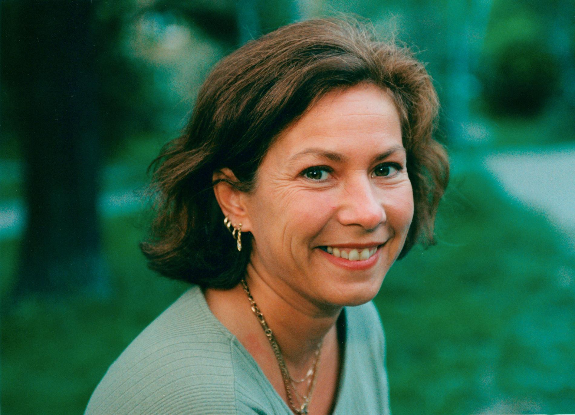 Kristina Jämtmark 1996.