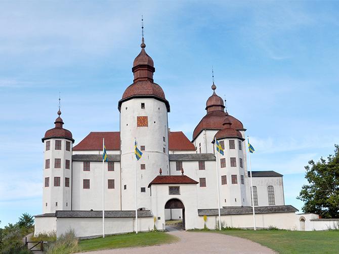 Utflykt till Läckö slott.