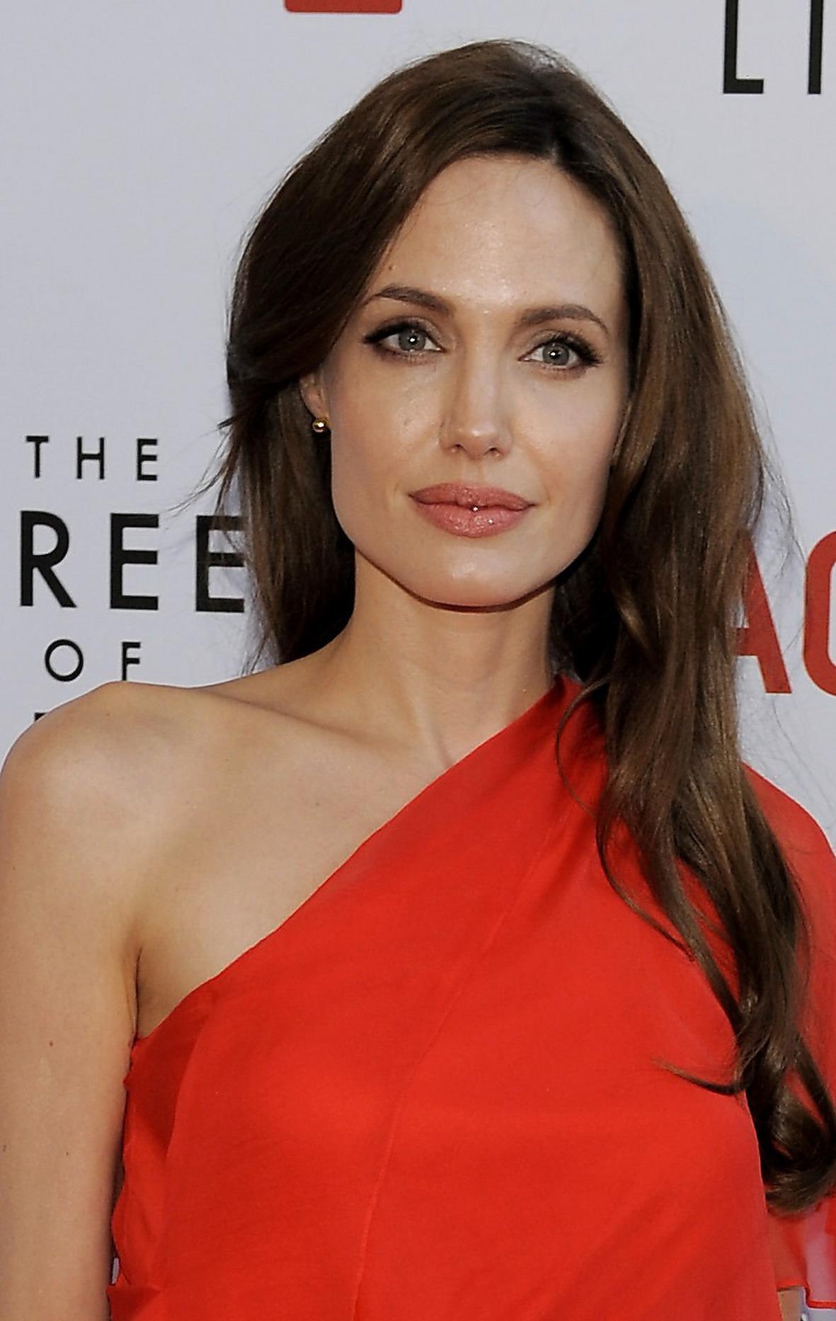 """Angelina Jolie tjänade bra med pengar på """"The Tourist"""" och """"Salt""""."""