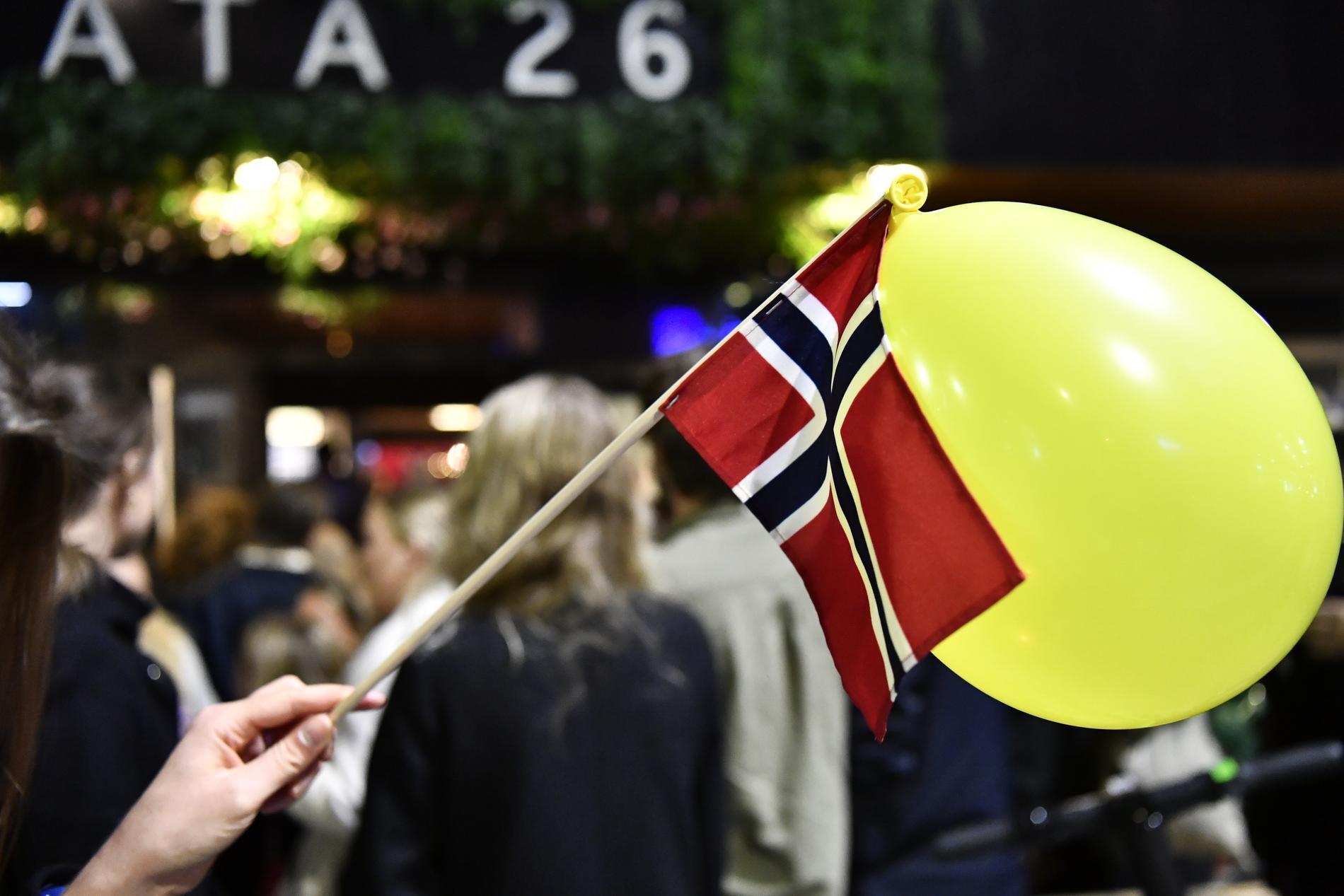 Fullt kaos i Norge efter att restriktionerna lättat.