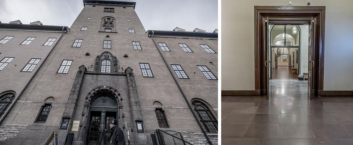 Stockholms tingsrätt friar den åtalade polisen.