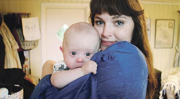 Den 27 april i år skulle jag förmodligen inte blivit moster om min syster haft bättre tillgång till fosterdiagnostik, skriver Linnea Lesslie.