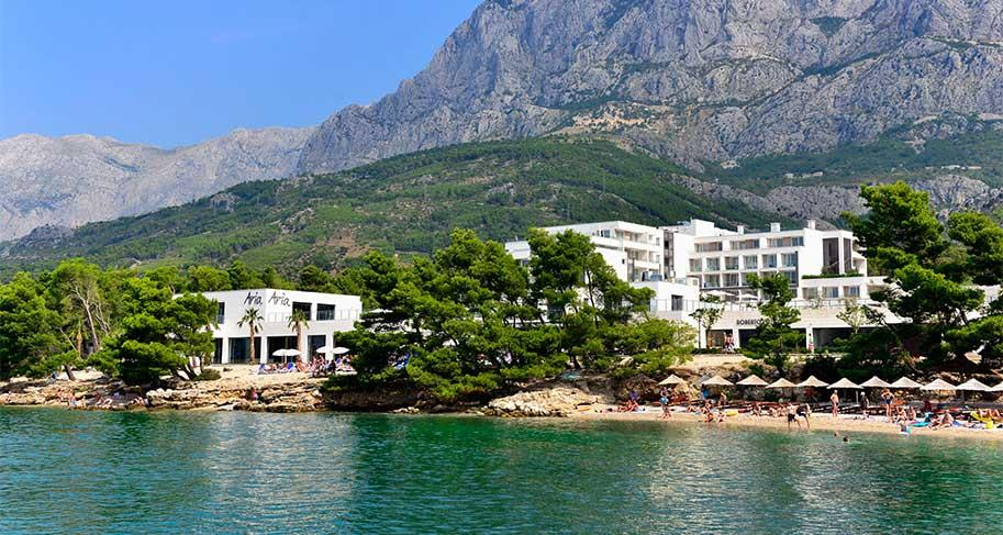 Romana Beach Resort, Kroatien