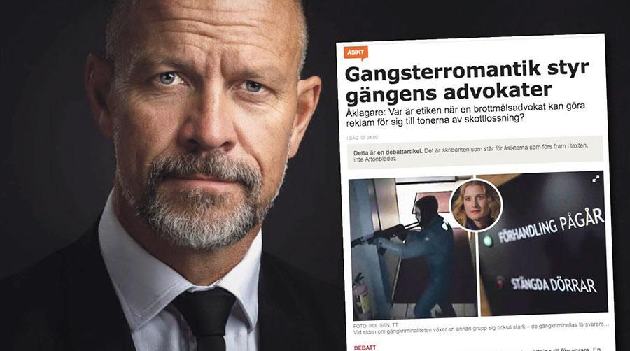 Lisa De Santos verkar tycka att det är ett problem att många åtalade från kriminella nätverk väljer manliga advokater. Men det är en grundläggande rättighet – att själv få välja advokat, skriver Ulrik Smedberg.