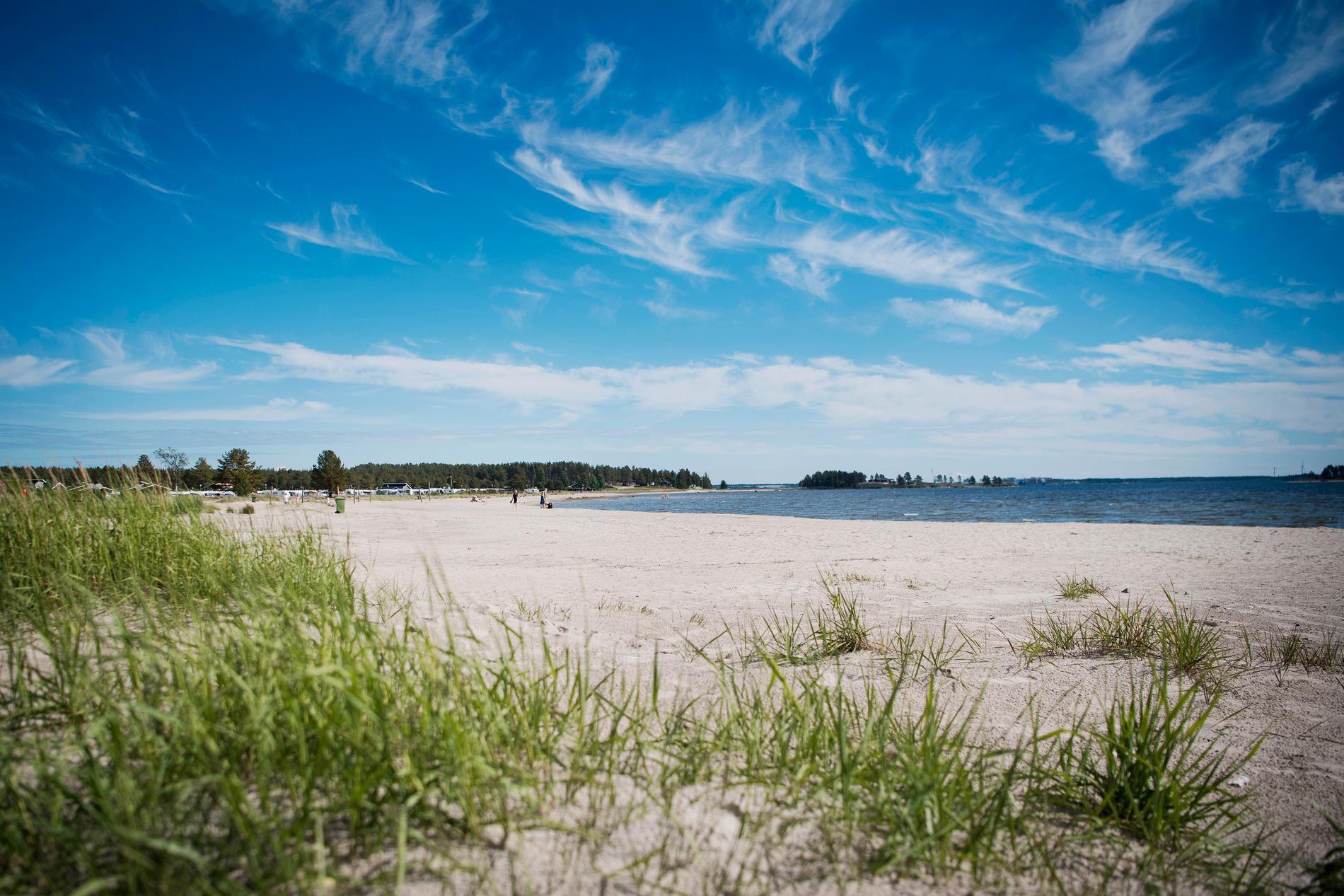 Pite havsbad kallas även för Norrbottens Riviera.