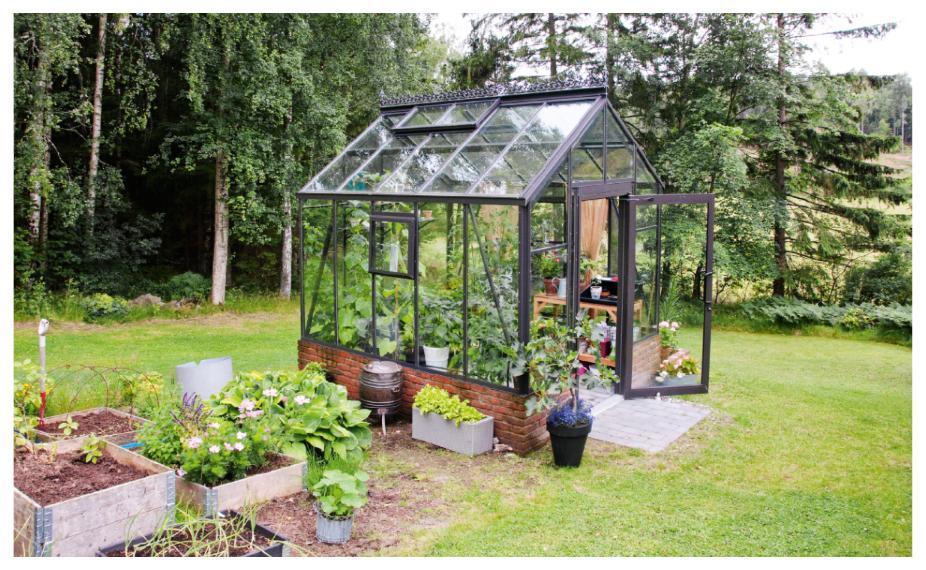 Stort, litet eller uppvärmt – The cottage kan specialbeställas efter dina önskemål!