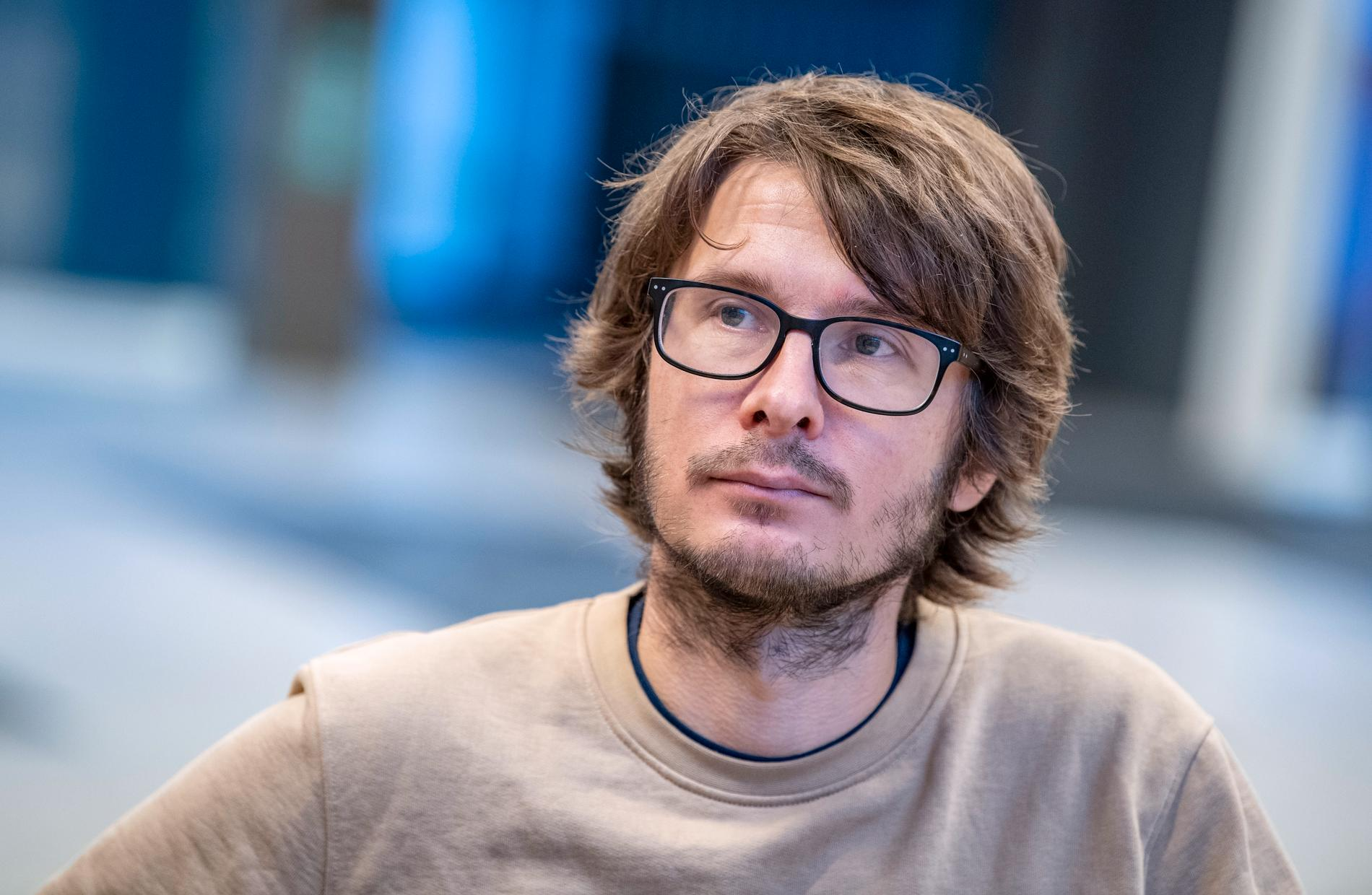 Manne Gerell, kriminolog vid Malmö Universitet.
