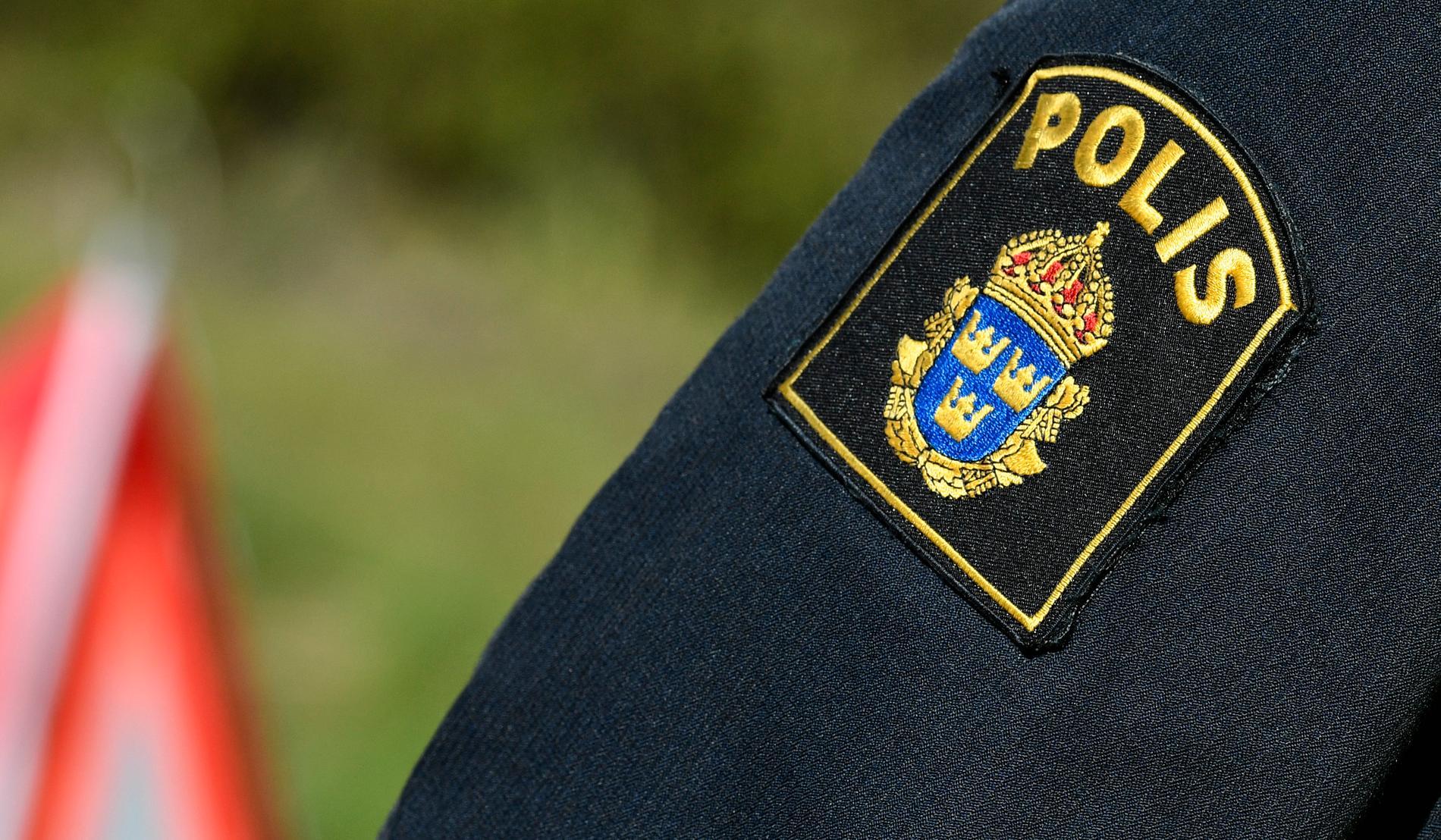 Polisen i Perstorp oroar sig för att folk ska ta lagen i egna händer. Arkivbild.