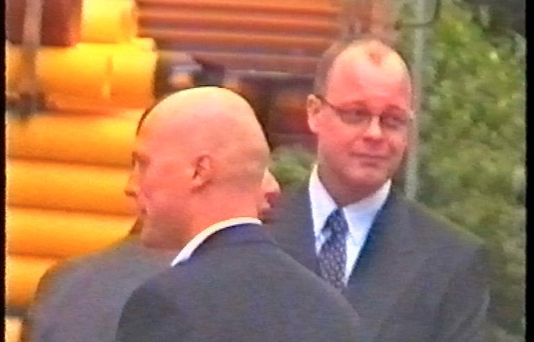 """Torgny Jönsson, även kallad """"maffians bankir"""""""