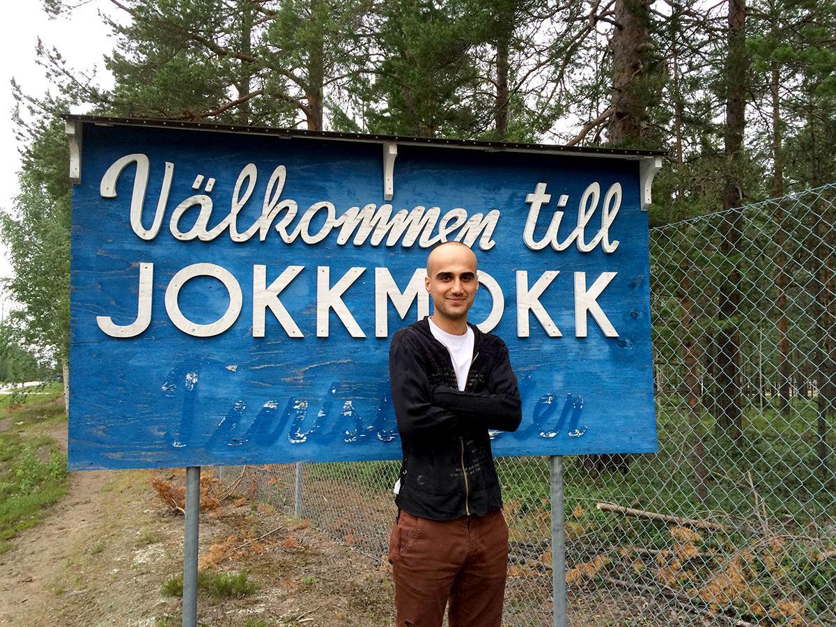Efter en lönemiss skulle Danyar Mohammed efter sju år i Jokkmokk utvisas till Irak.