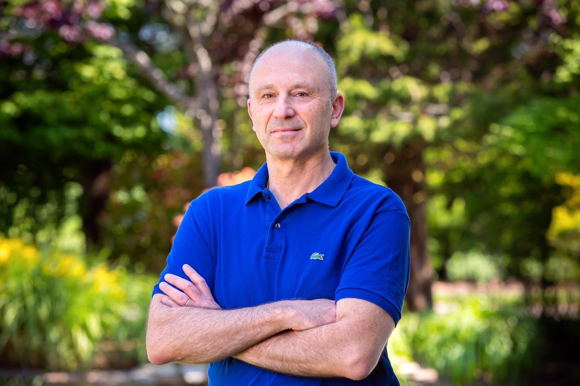 Mikael Dolsten, forskningschef på Pfizer är en av årets sommarvärdar.