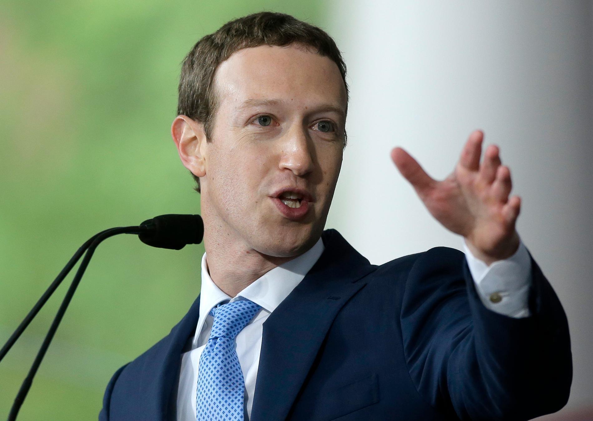Facebooks grundare Mark Zuckerberg vittnade inför kongressen förra veckan med anledning av Cambridge Analytica-skandalen.