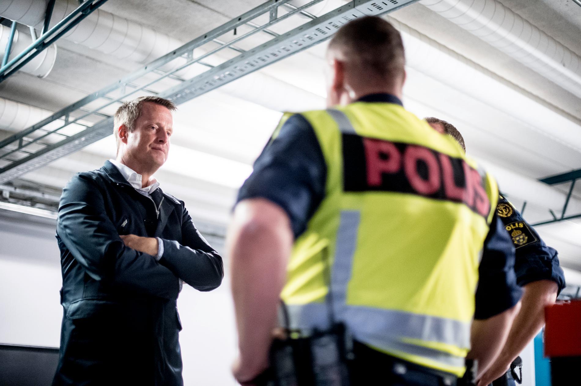 Anders Ygeman (S).