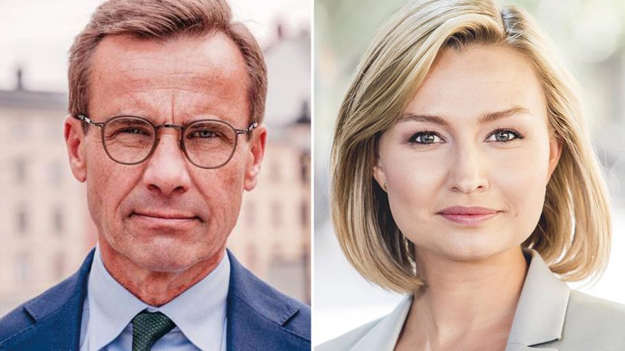 Vi börjar nu arbetet att samla stöd i riksdagen för en annan budget som tar tag i problemen i Sverige. Vi kommer nu gemensamt samtala och förhandla med de partier i riksdagen som delar vår syn, skriver Ulf Kristersson och Ebba Busch.