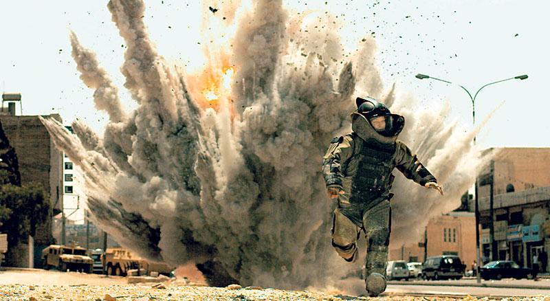 USA:s Irak-krig går bäst på bio
