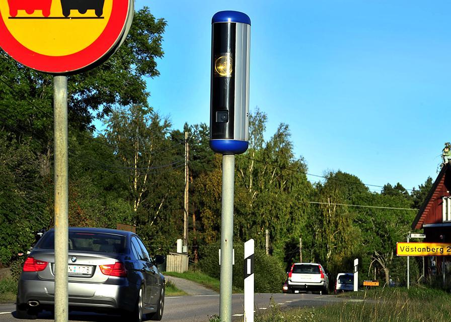 Antalet fartkameror i Sverige utökas från 1 500 till 2 250 under de närmaste åren.