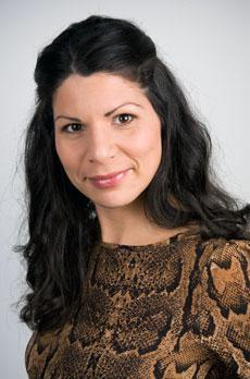Sofia Söderlund, bröllopskoordinator