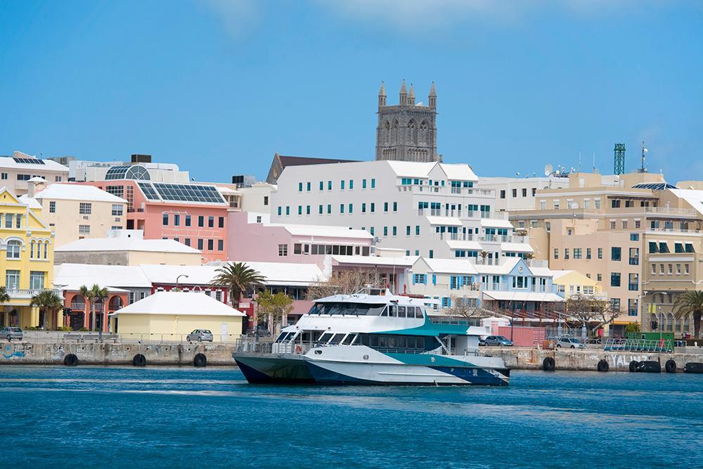 Bermuda är i särklass dyrast i världen att semestra i.