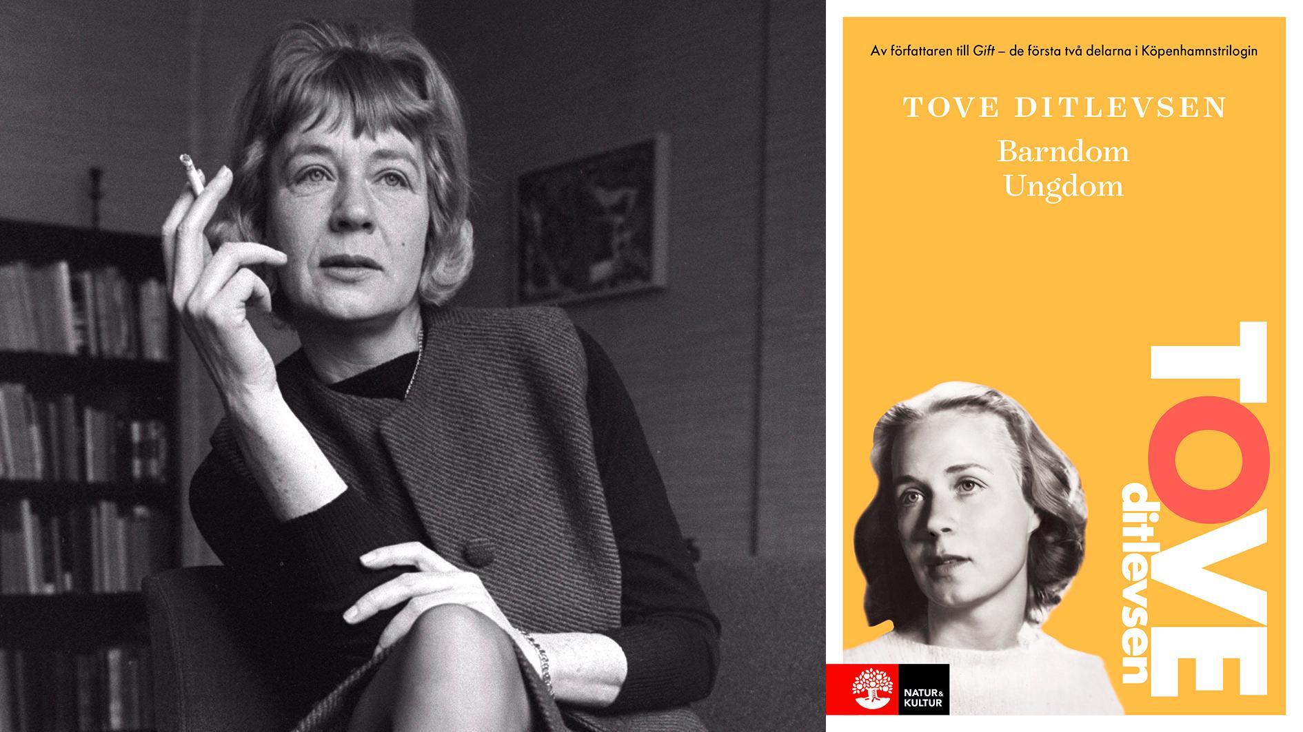 Tove Ditlevsen (1917–1976), dansk författare vars självbiografiska Köpenhamnstrilogi nu finns i sin nyutgiven i sin helhet.