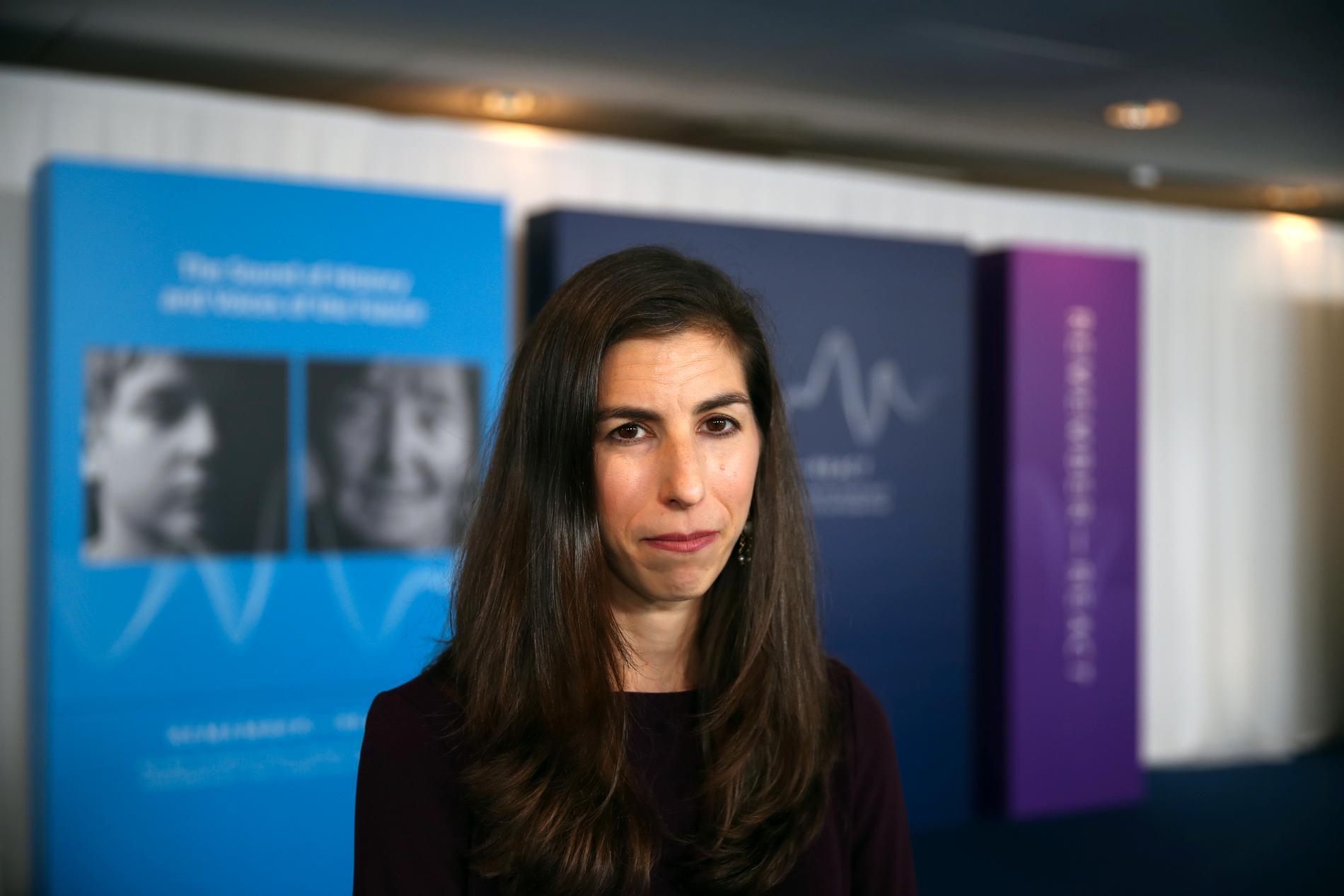 Jordana Cutler, policychef för Facebook i Israel.