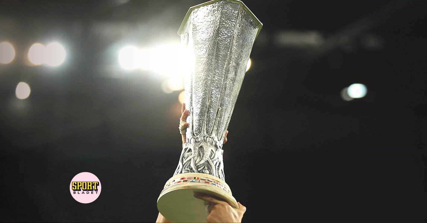 Europa League-finalen 2021 spelas i Gdansk.