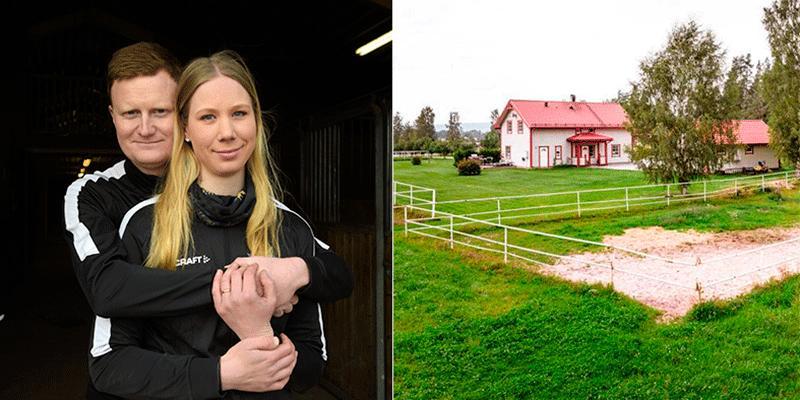 Patrik och Jasmine flyttar närmare familjen – till Borlänge.