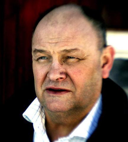 Peter Lindberg.