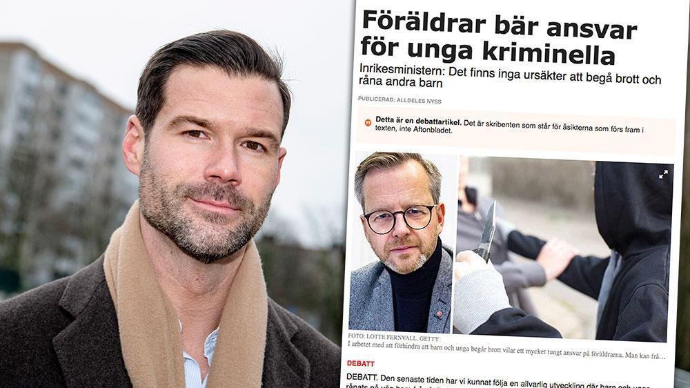 Regeringens mellanmjölkspolitik är djupt skadlig för Sverige. Oförmågan att hantera kriminalitet och otrygghet ser allt mer ut att bli regeringen Löfvens politiska arv, skriver  Johan Forssell, rättspolitisk talesperson (M).