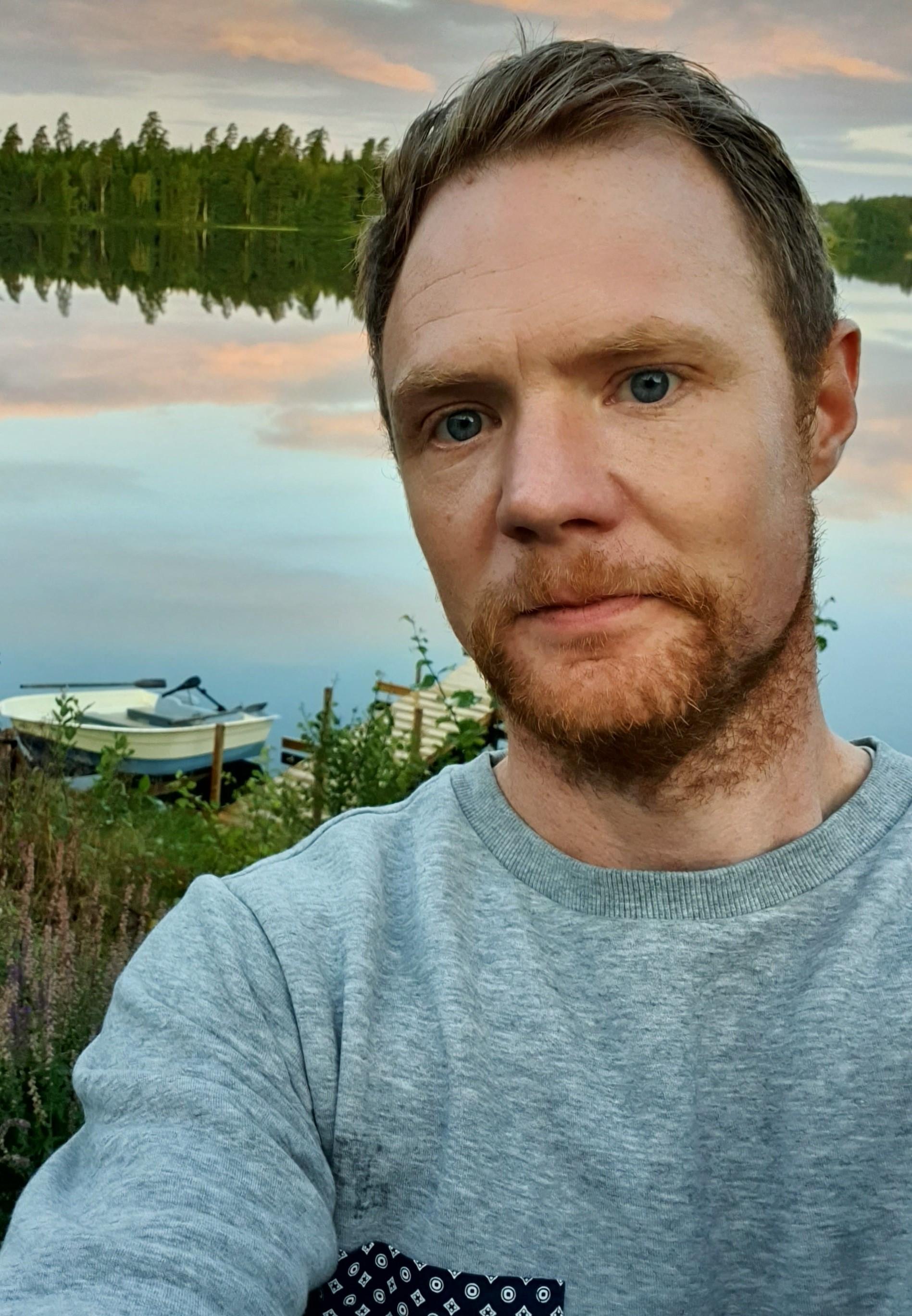 Fredrik Fagerström