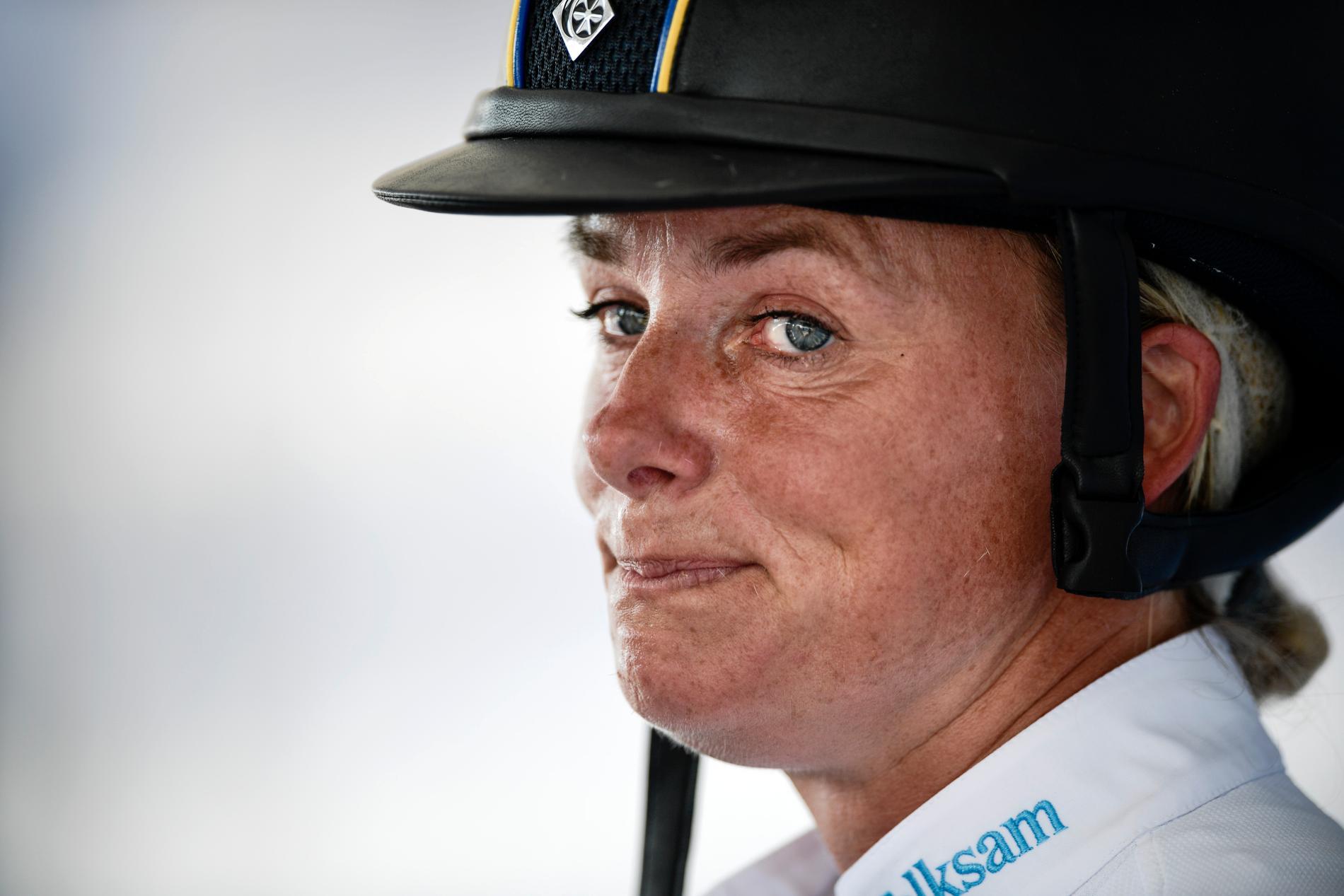 Sara Algotsson Ostholt.