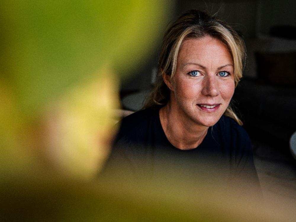 Kristina Andersson, matexpert.