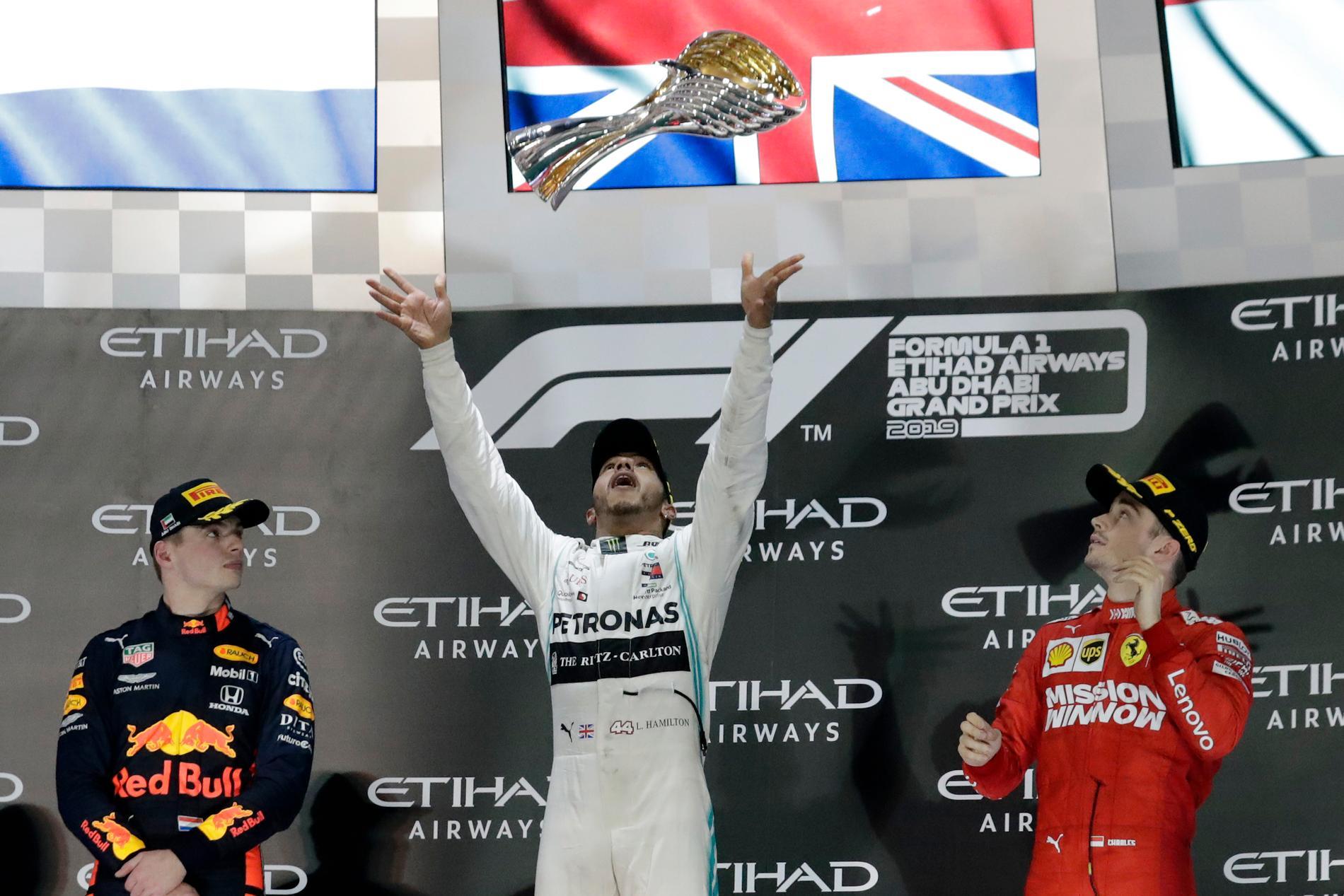 Lewis Hamilton – alltjämt mannen att slå i F1.