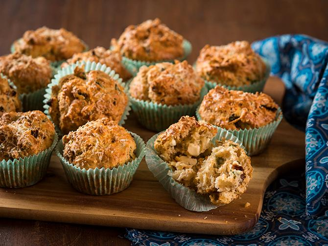 Matiga muffins till picknick och utflykt.