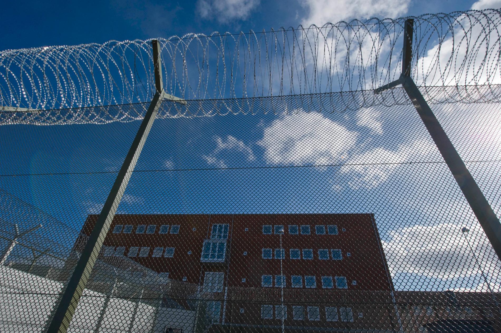 Saltvikfängelset i Härnösand. Arkivbild.