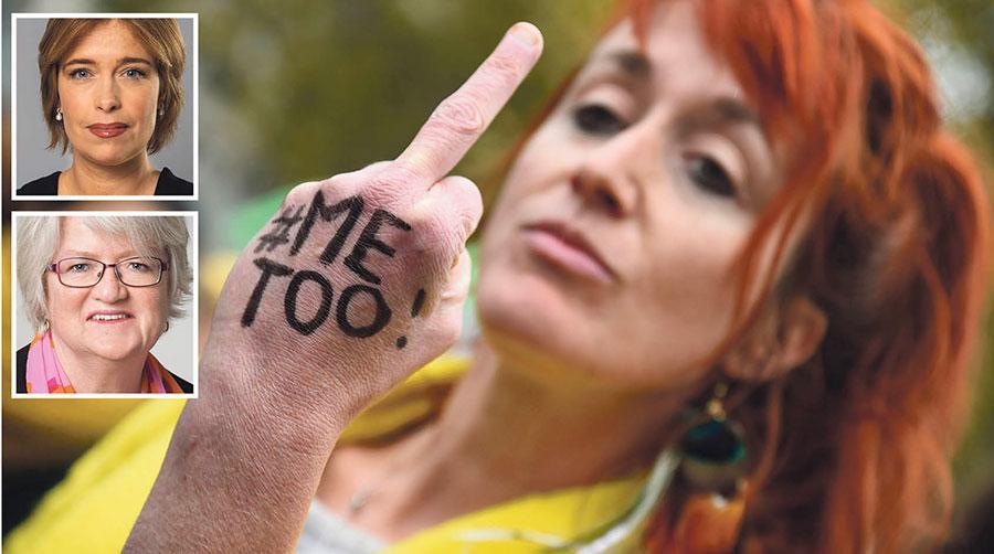 Vi socialdemokrater vill se ett Metoo-direktiv i EU – så att kvinnor inte ska behöva bli utsatta för sexuella trakasserier och övergrepp på arbetsplatsen, skriver Annika Strandhäll och Carina Ohlsson.