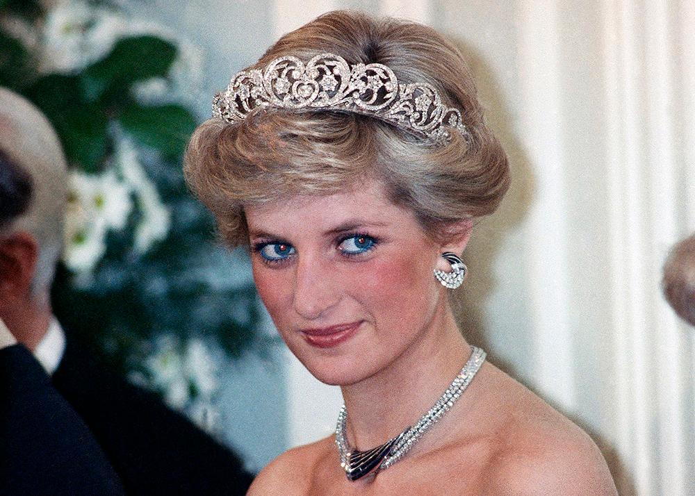 Prinsessan Diana blev 36 år gammal.