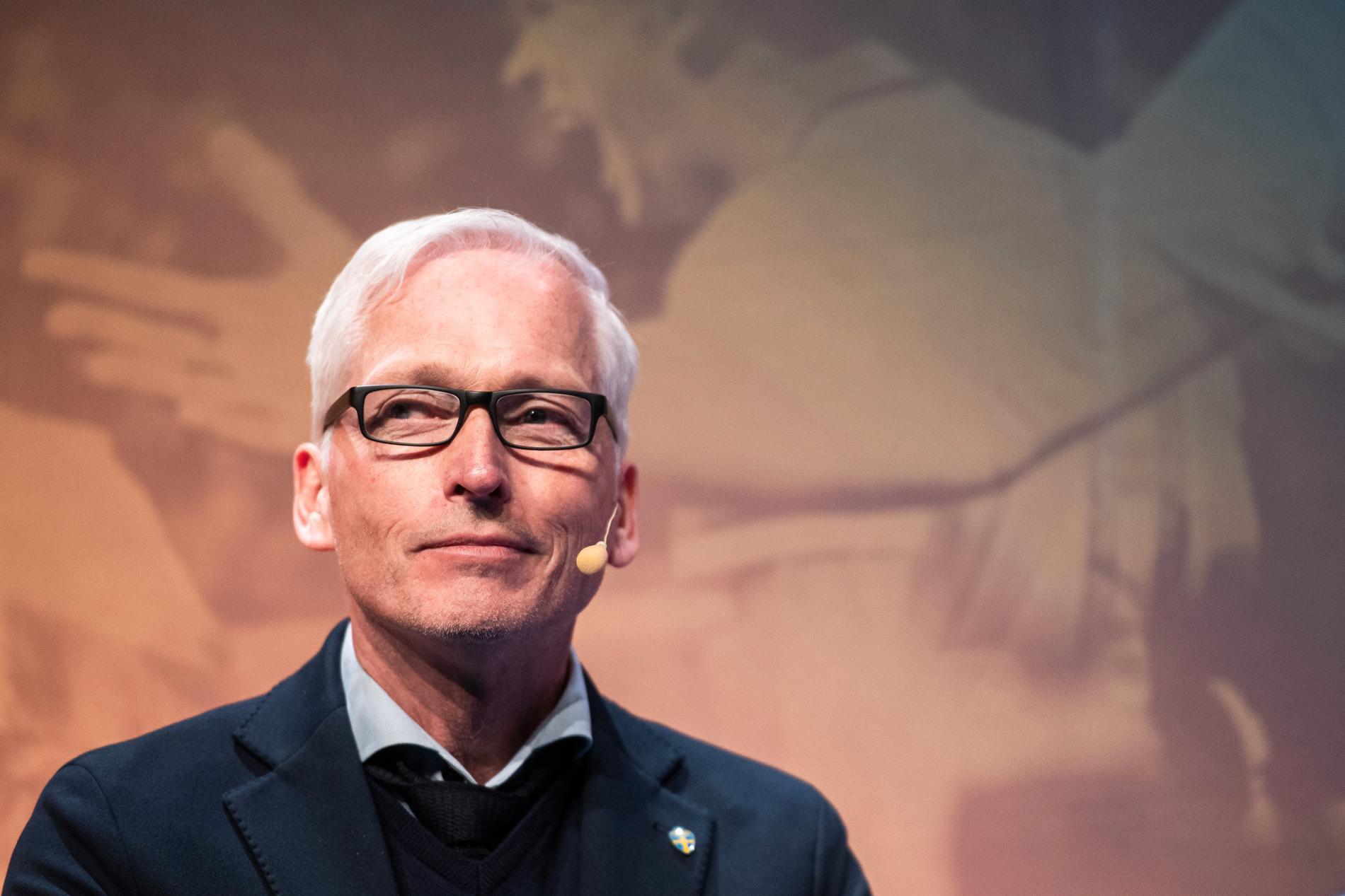 Generalsekreterare på Svenska fotbollförbundet, Håkan Sjöstrand