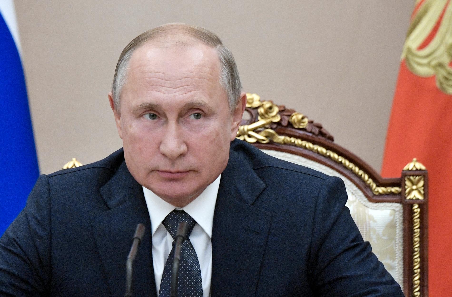 """Wolfgang Hansson: """"Precis som i så många tidigare fall av förgiftade Kreml-krtiker och """"förrädare"""" faller misstanken redan på president Vladimir Putin och hans närmaste omgivning."""""""