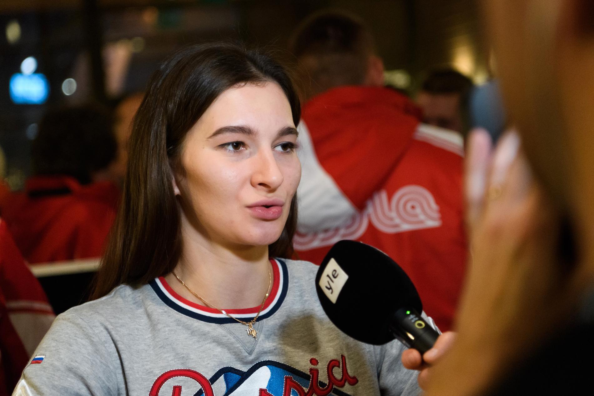 Natalja Neprjajev