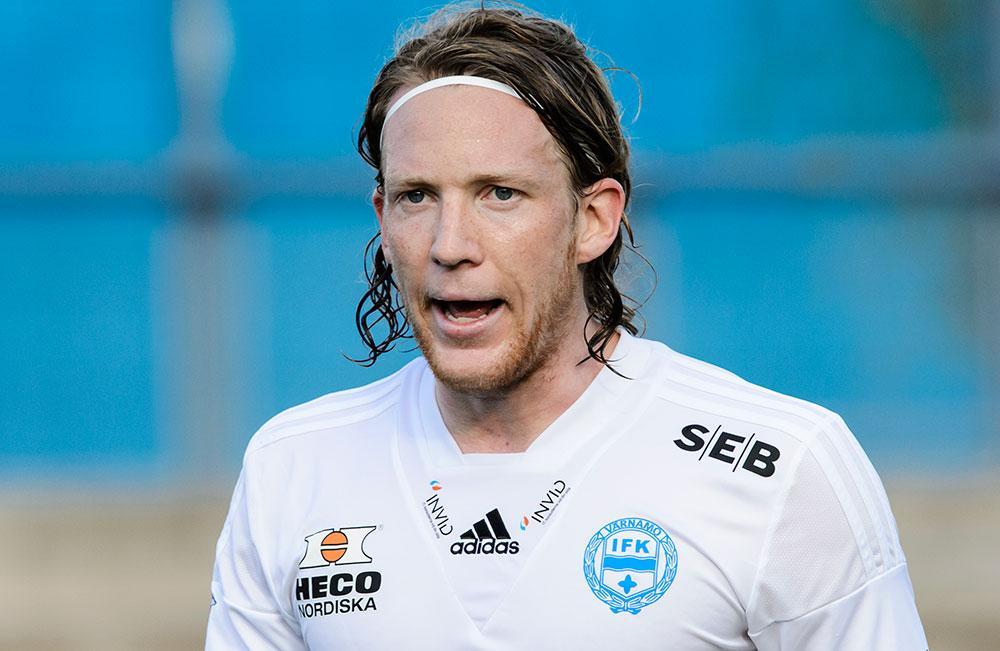 David Björkeryd lämnar Värnamo