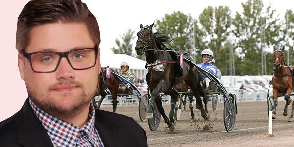 Trav365:s Nils Larsson guidar från V75.